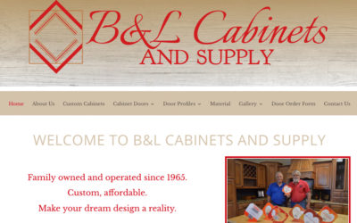 B&L Cabinets and Supply – Longview, TX