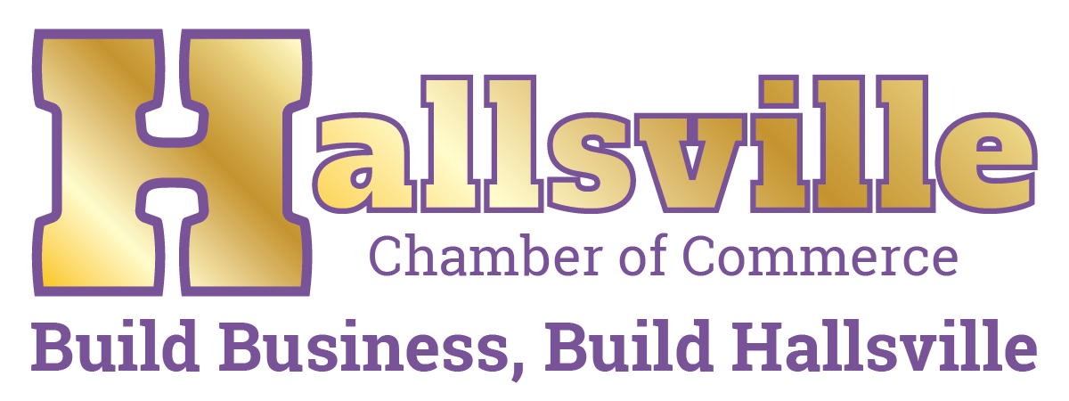Hallsville Chamber of Commerce - Lennis Design, Longview TX Web Design