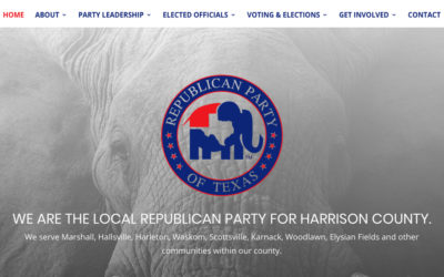 Republican Party of Harrison County – Marshall, TX